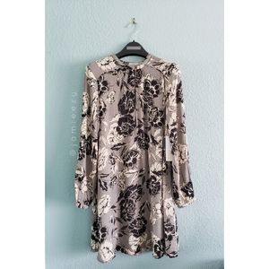 "Amuse Society   NWT ""Etta"" Floral Shirt Dress"